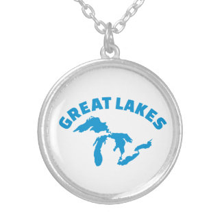 The Great Lakes Custom Necklace