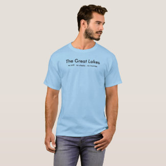 The Great Lakes - T-Shirt
