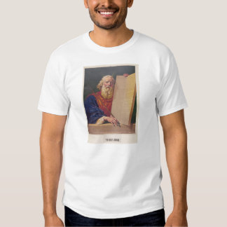 The Great Lawgiver Moses with the Ten Commandments T Shirt