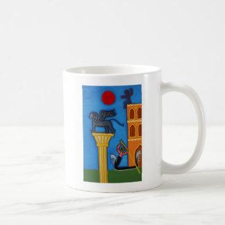 The Great Lion of Venice 2006 Coffee Mug