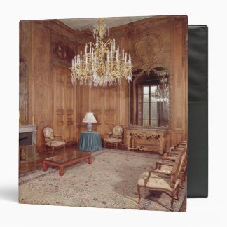 The Great Lounge with woodwork 3 Ring Binder