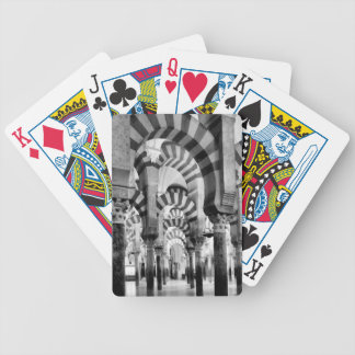 The Great Mosque of Cordoba Bicycle Playing Cards