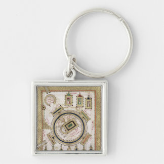 The Great Mosque of Mecca Keychain