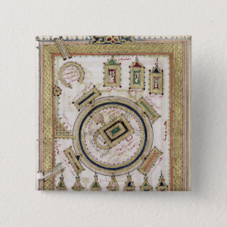 The Great Mosque of Mecca Pinback Button
