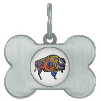 THE GREAT MOVEMENT PET ID TAG