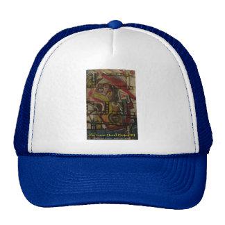 the great mural project III Trucker Hat