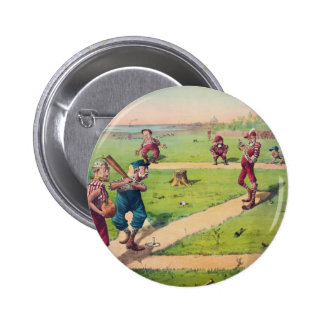 The Great National Game Last Match of the Season Button