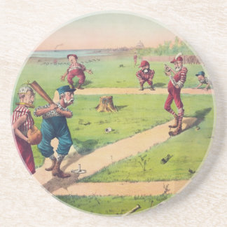 The Great National Game Last Match of the Season Coaster