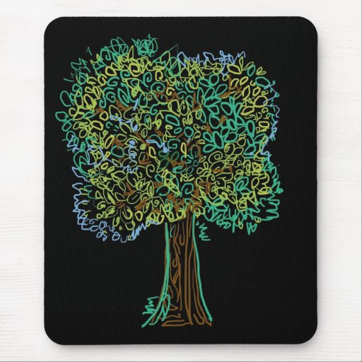 The Great Oak Mouse Pad