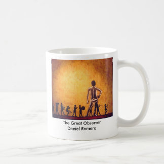 The Great Observer Coffee Mug