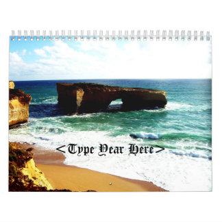 The Great Ocean Road 1 Calendar