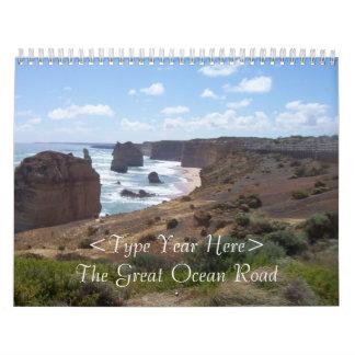 The Great Ocean Road 4 Calendar