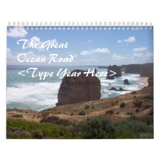 The Great Ocean Road 5 Calendar
