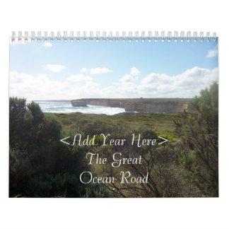The Great Ocean Road 7 Wall Calendar