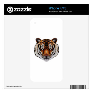 THE GREAT ONE iPhone 4S SKINS
