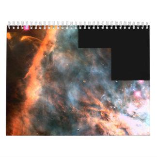 The Great Orion Nebula Calendar
