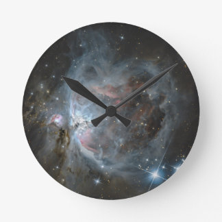 The Great Orion Nebula Round Clock
