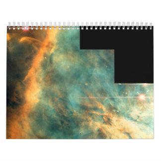The Great Orion Nebula Wall Calendar