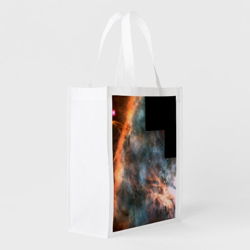 The Great Orion Nebula Grocery Bags