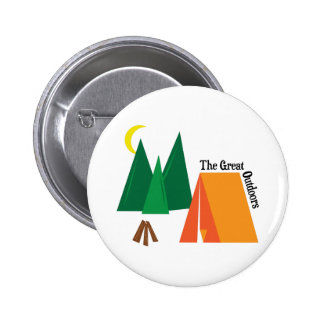The Great Outdoors Pinback Buttons