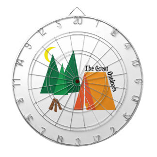 The Great Outdoors Dart Boards