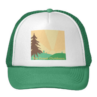 The Great Outdoors Trucker Hat