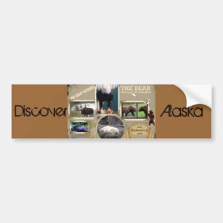 The Great Outdoors in Alaska Bumper Sticker