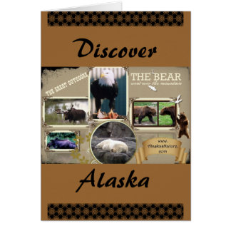 The Great Outdoors in Alaska Card