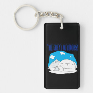 The Great Outdoors Keychain