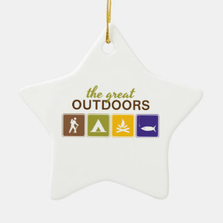 The Great Outdoors Christmas Tree Ornaments