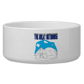 The Great Outdoors Pet Water Bowls