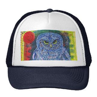 The Great Owl Trucker Hats