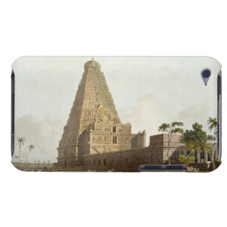 The Great Pagoda, Tanjore, plate XXIV from 'Orient iPod Touch Case
