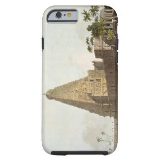The Great Pagoda, Tanjore, plate XXIV from 'Orient Tough iPhone 6 Case