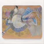 The Great Peregrine Falcon Mousepad