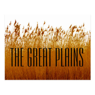 The Great Plains Postcard