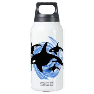 THE GREAT POD THERMOS WATER BOTTLE