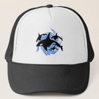 THE GREAT POD TRUCKER HAT