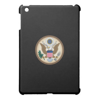 The Great Presidential Seal of the USA Case For The iPad Mini