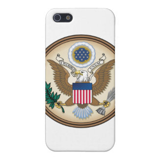 The Great Presidential Seal of the USA Cover For iPhone 5