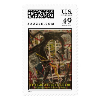 the great protector postage