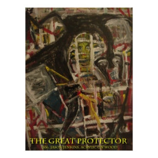 THE GREAT PROTECTOR POSTER