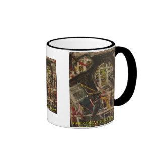 the great protector  ringer coffee mug