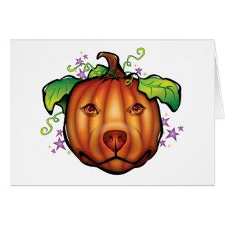 The Great Pupkin Card