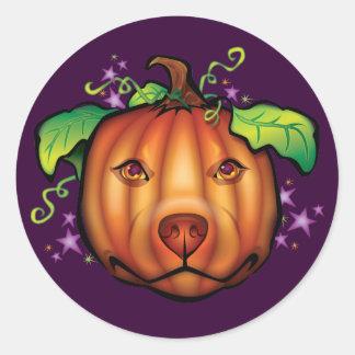 The Great Pupkin Sticker