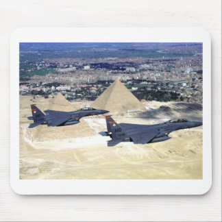 THE GREAT PYRAMID FLY-BY MOUSE PADS