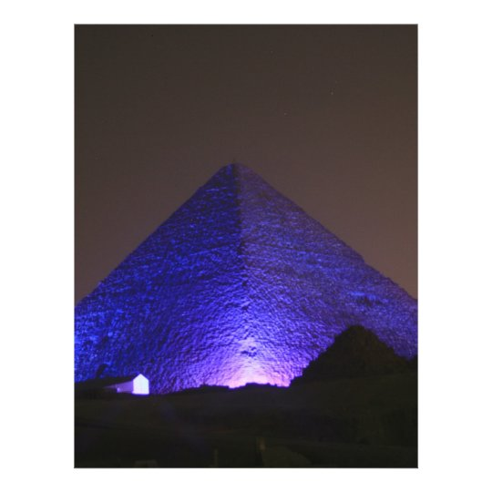The Great Pyramid Flyer