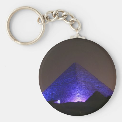 The Great Pyramid Keychains