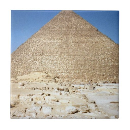 The Great Pyramid of Cheops  tile