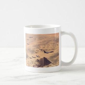 The Great Pyramid of Giza Coffee Mug